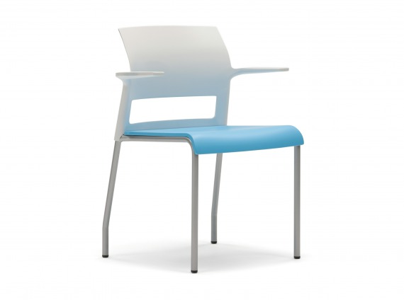 MOVE CHAIR WITH ARMS