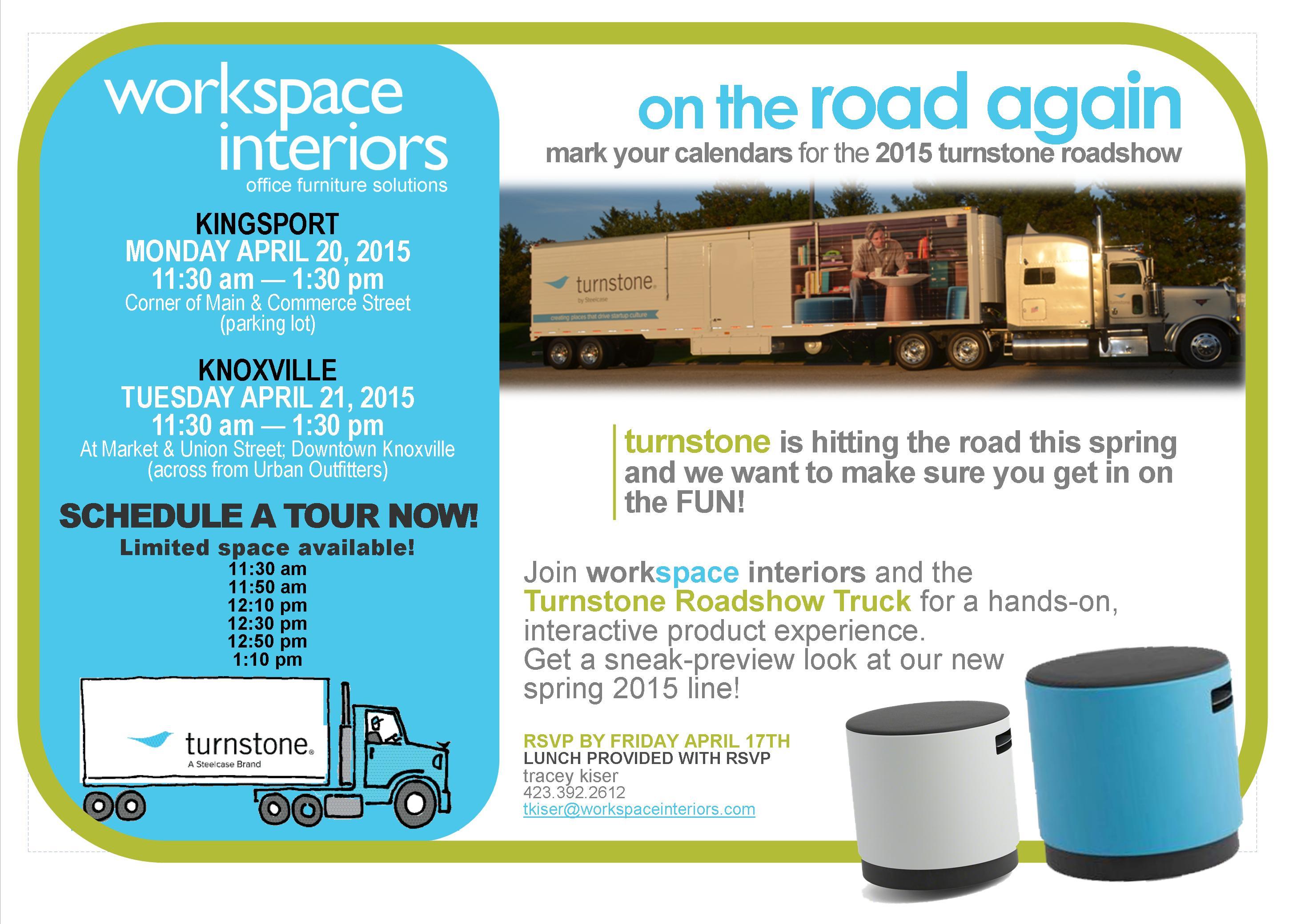Turnstone Roadshow  Invite - Combined