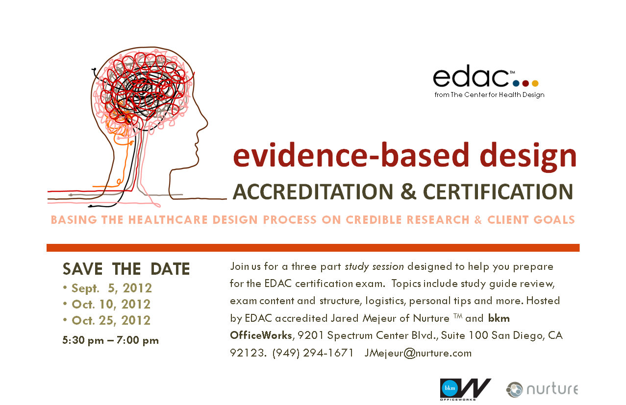 Healthcare Design Certification