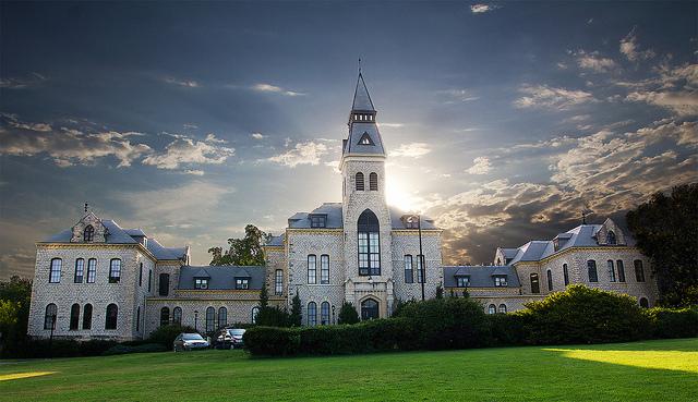 Kansas State Anderson Hall