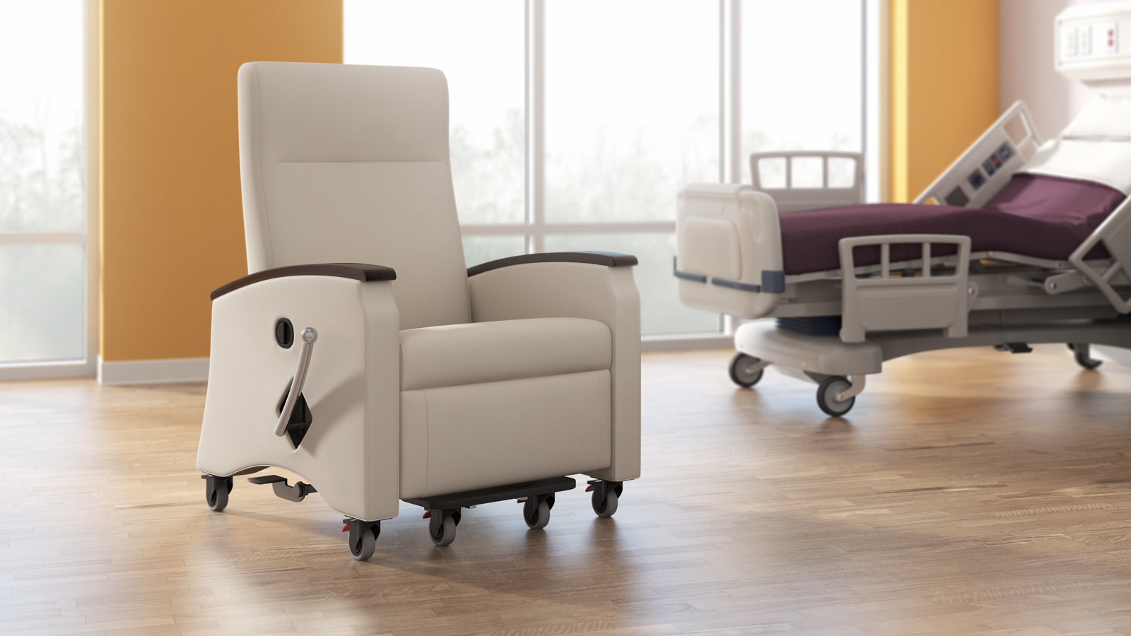 Meadow Recliner, by Kimball